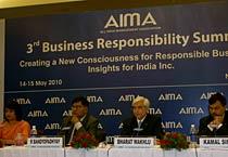 AIMA summit in New Delhi
