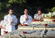 Rajiv Gandhi remembered