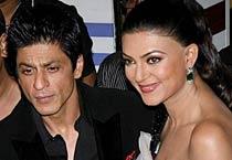 SRK at 'I Am She' finale