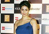Stars at <em>Rajneeti</em>'s premiere