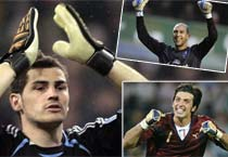 The Bar Tenders - Goalkeepers at FIFA World Cup