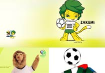 Know your World Cup mascot