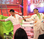 SRK at Star Parivaar Awards 2010
