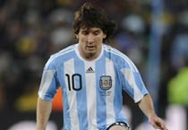 Messi stars in Nigerian defeat
