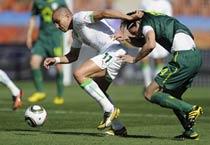 Slovenia beat Algeria 1-0