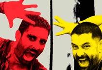 <em>Raavan</em>: Abhishek vs Vikram as Beera