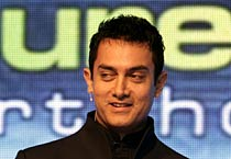 Aamir launches smartphones in the capital