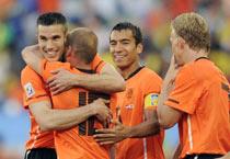 Netherlans beat Japan 1-0