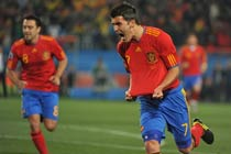 Spain beat Honduras 2-0