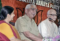 Jaswant Singh rejoins BJP