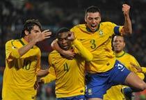 Brazil to meet Netherlands in quarterfinals