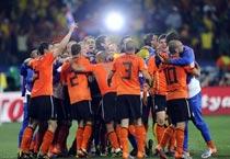 Netherlands stun Brazil, enter semis