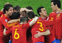 Spain reach World Cup final
