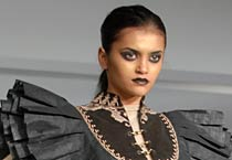 Models set the ramp on fire at Chennai International Fashion Week