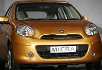 Nissan launches small car 'Micra'