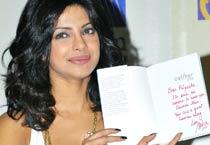 Priyanka unveils 'A calmer you'