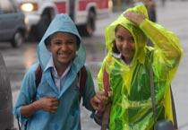 Heavy rains lash Delhi, Jaipur