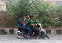 Heavy rains lash Bhopal