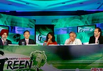 NDTV, Toyota announces Green Awards