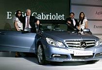Mercedes unveils E Class Cabriolet