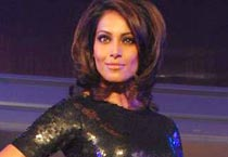 Bipasha in a little black dress!