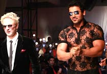 Celebs at India Mens Week