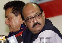Amar Singh bats for separate states