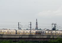 Central Secretariat-Qutub Minar Metro line gets operational