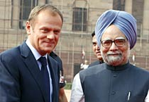 Polish PM arrives India on 3-day visit