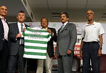 Mahindra Youth Football Challenge launched in Mumbai