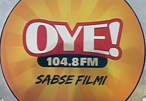 FM channel 104.8 OYE! launched