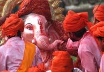 Ajmer celebrates Ganesh immersion festival