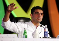 Sachin Pilot at IT Youth Summit