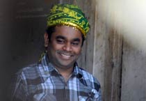Rahman visits Khwaja of Ajmer