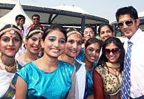 Fun and Games in Delhi