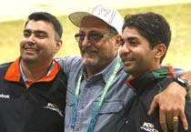 Indian shooters win 2 golds