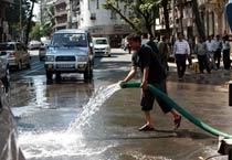 Mumbai gears up for Obama visit