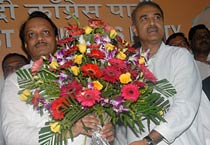 Ajit Pawar replaces Bhujbal as Dy CM