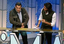 Salman Khan at star-studded Global Indian Music Awards night!