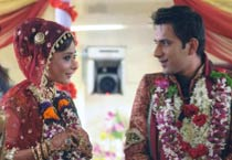 Sarah, Ali's wedding on <em>Bigg Boss</em>