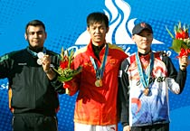 Asian Games: Day 1