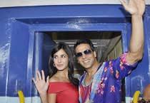 Music launch: <em>Tees Maar Khan</em>