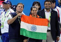 Asiad: Sania clinches silver