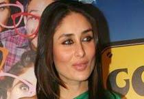 Kareena, Ajay at <em>Golmaal 3</em> success bash