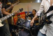 26/11 anniv: Rock bands perform at Cafe Leopold