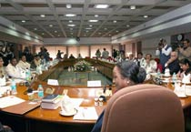 2G scam: All-party meeting fails