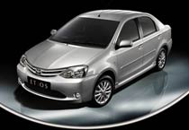 Toyota Kirloskar launches Etios
