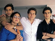 Rare pics of superstar Salman Khan
