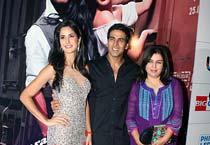 Screening of Tees Maar Khan