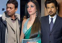 When Indian stars went global